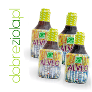 4 x Alveo miętowe 950 ml (MINT)